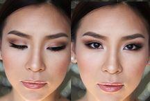 Make-up asian