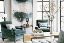 Leah elegant modern / black and white