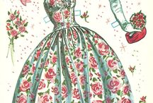 vintage uncut 1962 prom time papae
