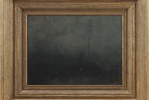 Whistler picture frames