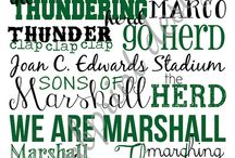 We Are...Marshall! / by Donna Smith