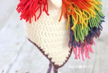 Knitty and crochety - for girls