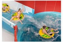Water slides / Water slides