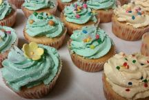 My very own cupcakes