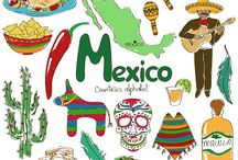 mexiko lapbook