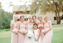 Bridesmaid / by Traciee' Williams