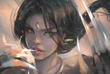CG Artist | Wang Ling (WL OP)