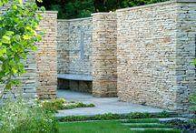 wall \\ stone