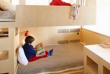 bunk beds/letti a castello