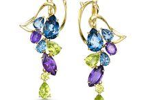 Earrings MAGIC STONES