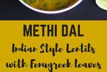 indian main dish