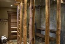 SAUNA - HAMMAM - JACUZZI / Les plaisirs d'après bain, originaux, étonnants et beaux