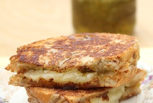 Grilled Cheese / I love grilled cheese.  / by Denise Tanton