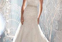 Wedding DRESSES / Veils / by Alyssa Tucker