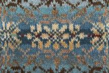 Fair isle colours