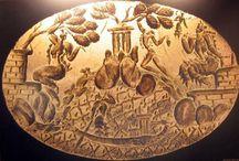 C Etruskisk,græsk, romersk kultur