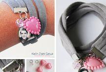 Armbandjes en andere sieraden diy