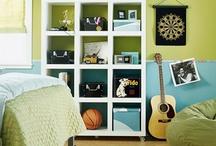 Boys / Ideas for Boys room decor