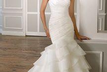Wedding Dress ideas!! / by Bridget Donahue