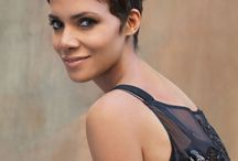Halle Berry hair and fashion