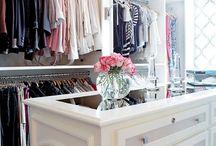 Closets I Love / by Amanda Inman