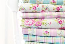 Zoey's Garden / Zoey's Garden fabric collection by Tanya Whelan / by Tanya Whelan