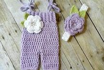 Salopete crosetate,tricotate...