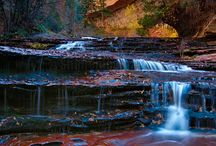Waterfalls / by Stephanie Lehr