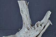 Driftwood Lamps / Custom driftwood furniture
