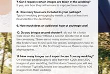 Wedding advice, budgeting, etc. / by Ashley Neal