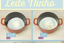 Doce de leite Ninho. Quadradinho.
