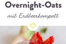 Petit Dejeuner et Overnight Oats