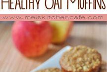 muffins healthy