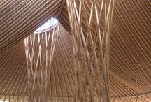 A.s. Arch. Structural System / A. Architectural Structural system, structural details, details of structure, architectural details, roof, column, steel structure,