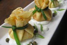 FINGERFOODS - Savory
