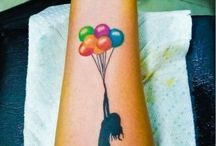 Dimitris tattoos