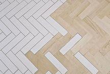 Mosaics, floors, facades