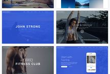 Web Design / Website Templates and Themes