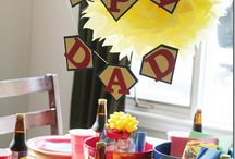 Celebrate {Father's Day} / by Tara Morris