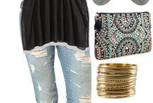 fashion - oblečení a boty