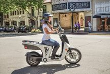 Mahindra GenZe Products / Mahindra GenZe develops 100% electric two-wheelers that help you stand out - not fit in.