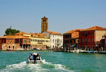 Venice and Murano / Fascinating pictures of these wonderful Italian places.