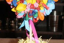 Kids Birthday Decorations / by Hollis Marshall