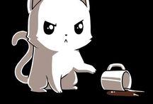 Cute Animal Cartoons