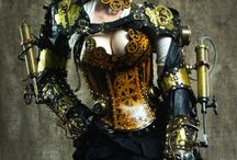 Steampunk costuming / by Lisa Coffey