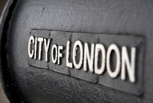 City of London / Pins from The City of London. Hidden places and iconic landmarks all make The City of London fascination to explore with a camera.