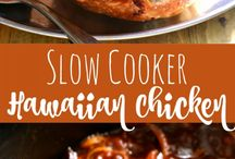 Slowcooker recepies