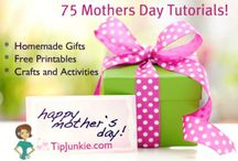 Mother's Day Ideas / Anything related to Mother's Day- homemade gift ideas, crafts, activities, etc. Want to pin with me? E-mail intherightmeasure@gmail.com