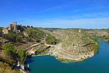 Alarcón, Cuenca / Guía de Alarcón, qué ver y hacer, fiestas y gastronomía tradicional o cómo llegar, toda la información para que planifiques tu visita http://bit.ly/2gIIB1g