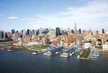 NYC Skyline / by Crain's New York Business